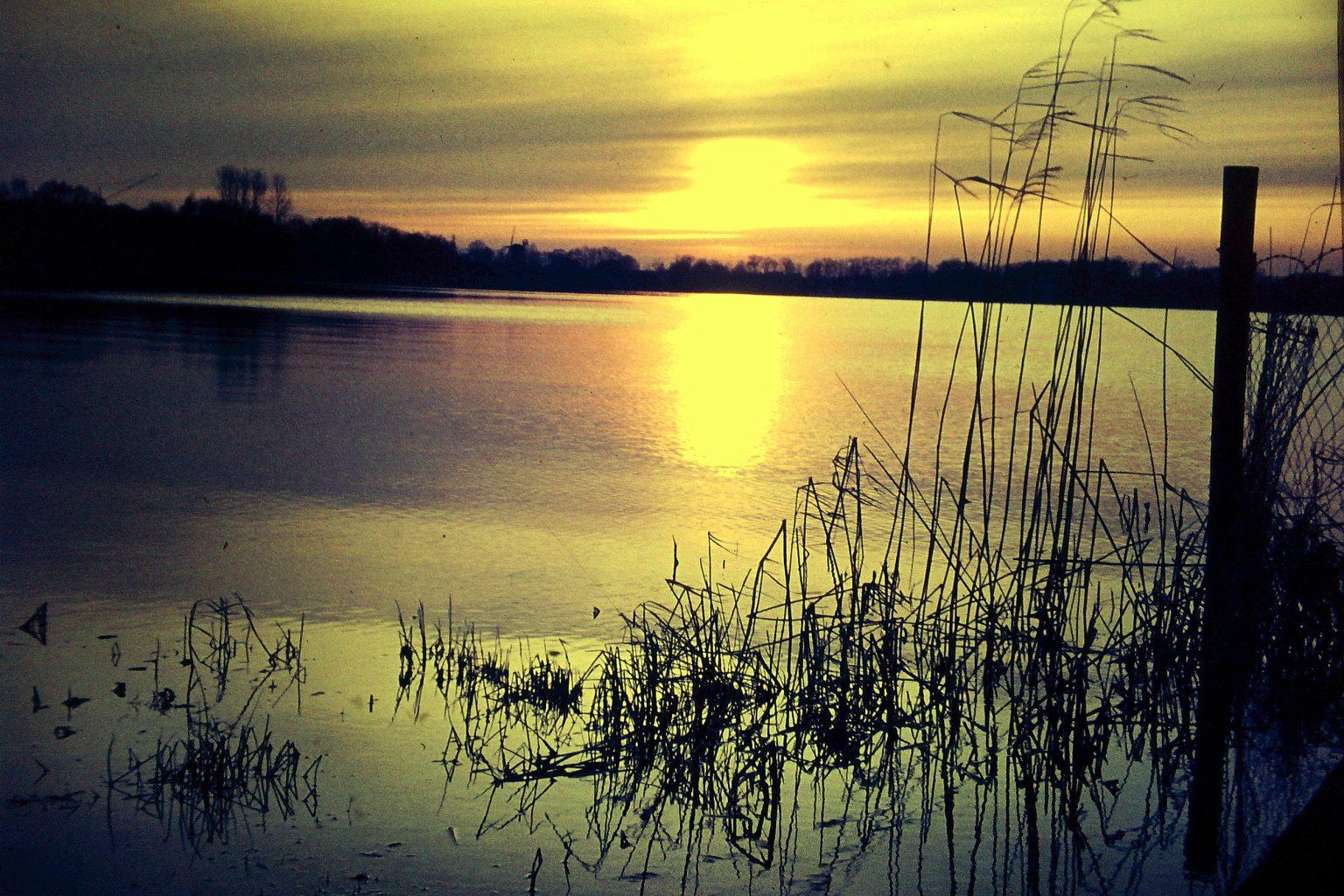 1965 - 07 Bad Zwischenahn SonnenuntergangKopie